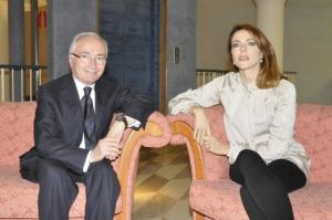 Marcello Furriolo, Claudia Gerini