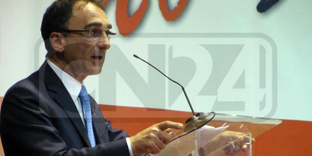 Abramo durante la Convention