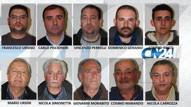 Gambino Calabrian Connection Busted Gangsterbb Net