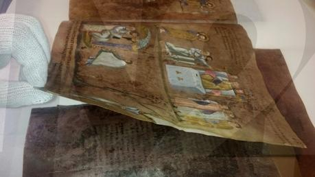 Il Codex Purpureus di Rossano