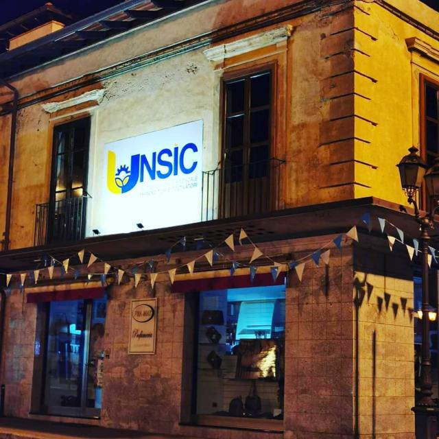 Sede Unsic a Siderno