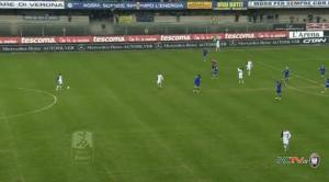 Verona-Crotone 3-2, il Video