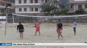 Vibo: al via il Beach Volley & School