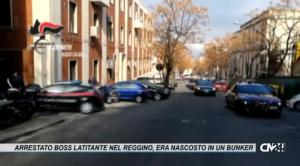 Arrestato boss latitante nel reggino, era nascosto in un bunker