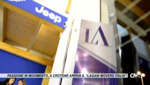 "Passione in movimento, a Crotone il nuovo showroom ""Lagani Movers Italia"""